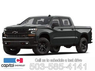2019 Chevrolet Silverado 1500 LT Truck Crew Cab 3GCUYDED4KG151872 in Salem, OR at Capitol Chevrolet