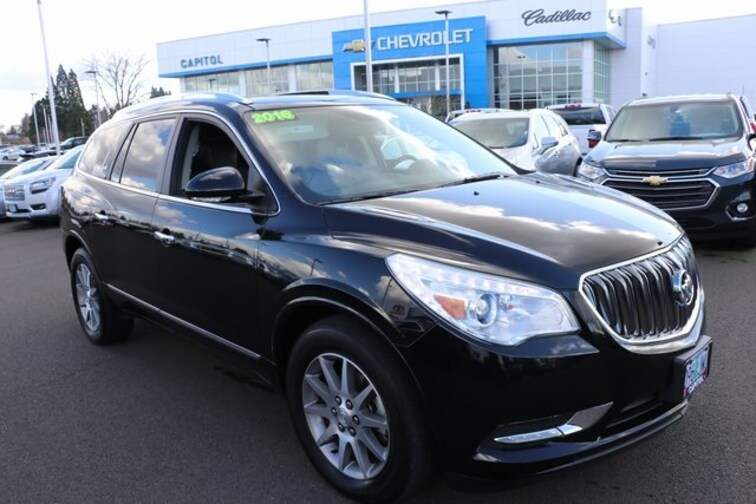 Used 2016 Buick Enclave Leather SUV in Salem OR