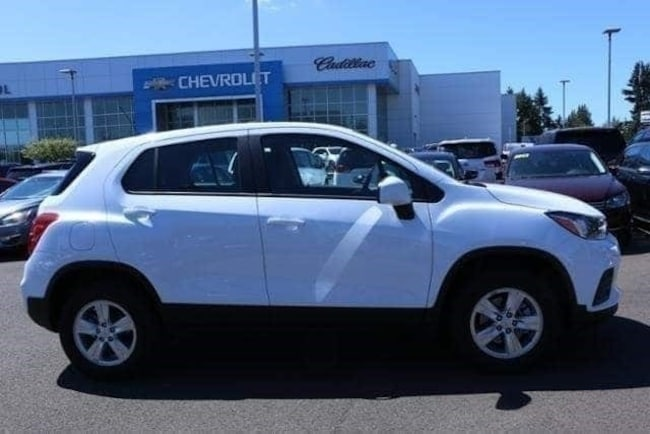New 2018 Chevrolet Trax Ls For Sale In Salem Or