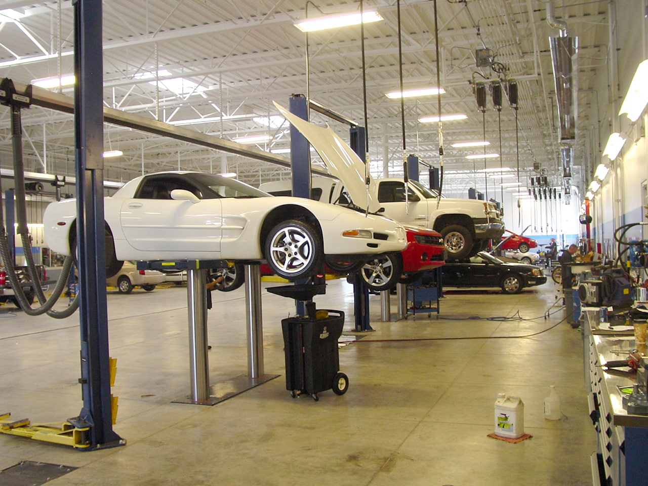 Car Repair And Chevrolet Service In Salem Or Near