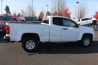 2019 Chevrolet Colorado WT Truck Extended Cab 1GCHSBEA5K1156462 in Salem, OR at Capitol Chevrolet