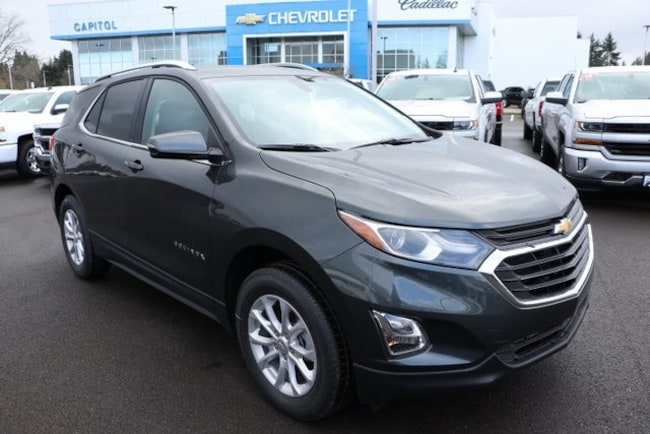 New 2019 Chevrolet Equinox LT w/3LT SUV in Salem, OR