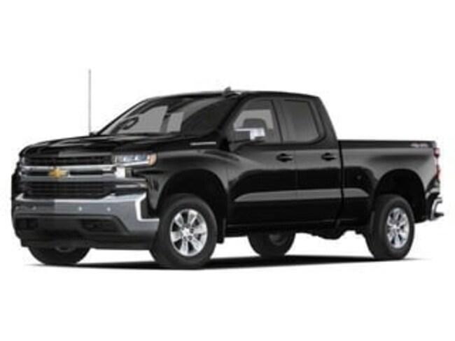 New 2019 Chevrolet Silverado 1500 Silverado Custom Truck Double Cab in Salem, OR