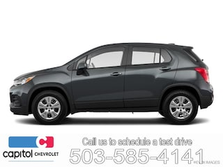 2019 Chevrolet Trax LS SUV 3GNCJKSB7KL328517 in Salem, OR at Capitol Chevrolet
