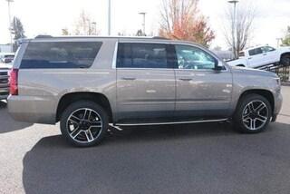 2019 Chevrolet Suburban Premier SUV 1GNSKJKC7KR135823 in Salem, OR at Capitol Chevrolet