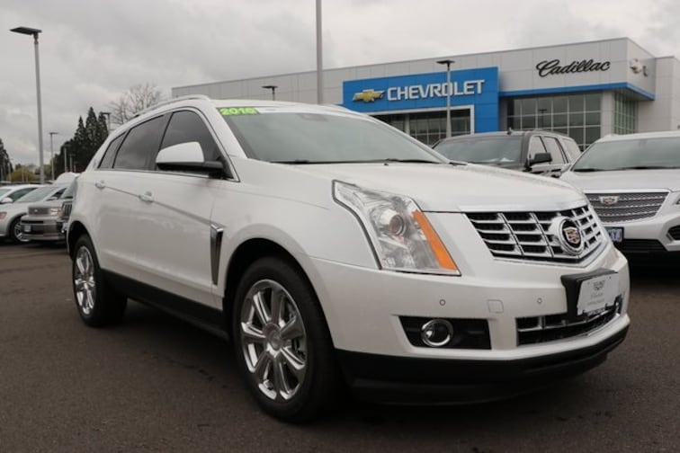 Used 2016 CADILLAC SRX Premium Collection SUV in Salem OR