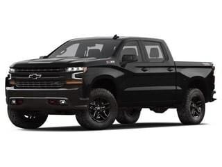 2019 Chevrolet Silverado 1500 Work Truck Truck Crew Cab 3GCPYAEH1KG119394 in Salem, OR at Capitol Chevrolet