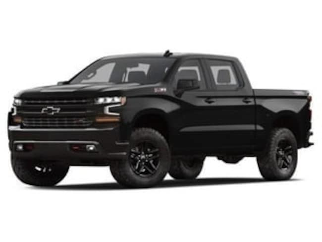 New 2019 Chevrolet Silverado 1500 Work Truck Truck Crew Cab in Salem, OR