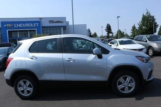 New 2018 Chevrolet Trax LS SUV in Salem, OR