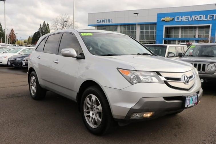 Used 2009 Acura MDX 3.7L Technology Package SUV in Salem OR
