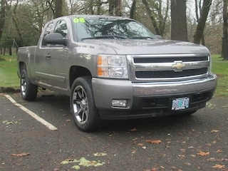 Used 2008 Chevrolet Silverado 1500 Truck Extended Cab 2GCEC19J481229120 for sale in Salem, OR at Capitol Toyota