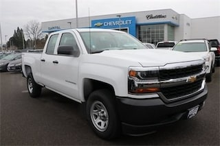2019 Chevrolet Silverado 1500 LD WT Truck Double Cab 2GCVKNEC4K1179568 in Salem, OR at Capitol Chevrolet