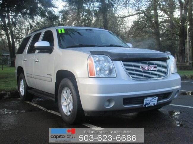 2011 GMC Yukon SUV