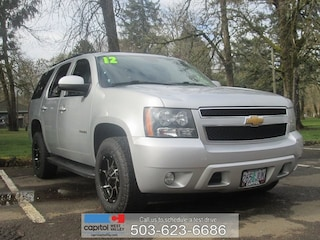 2012 Chevrolet Tahoe LT1 4x4 SUV