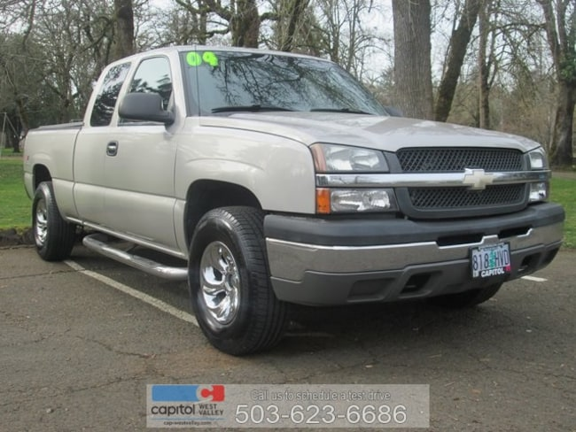 2004 Chevrolet Silverado 1500 Truck Extended Cab