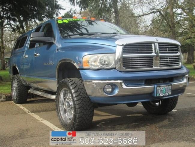 2004 Dodge Ram 3500 SLT/Laramie Truck Quad Cab