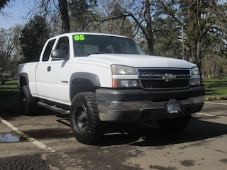 Used 2005 Chevrolet Silverado 2500HD LT Truck Extended Cab 1GCHK29U05E315762 for sale in Salem, OR at Capitol Toyota