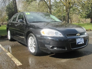 Used 2013 Chevrolet Impala LTZ Sedan 2G1WC5E35D1138220 for sale in Salem, OR at Capitol Toyota