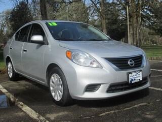 Used 2013 Nissan Versa 1.6 SV Sedan 3N1CN7AP5DL861592 for sale in Salem, OR at Capitol Toyota