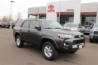 New 2019 Toyota 4Runner SR5 SUV JTEBU5JR6K5682505 for sale in Salem, OR at Capitol Toyota