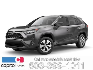 New 2019 Toyota RAV4 LE SUV for sale in Salem, OR at Capitol Toyota