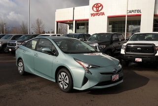 New 2018 Toyota Prius Four Hatchback for sale in Salem, OR at Capitol Toyota