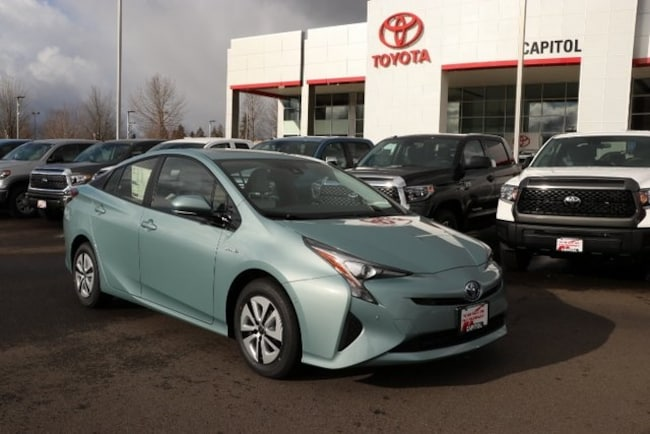 New 2018 Toyota Prius Four Hatchback For Sale/Lease Salem, OR