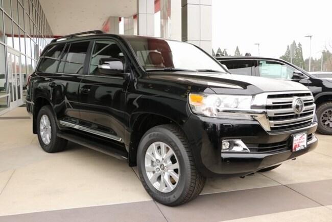 New 2019 Toyota Land Cruiser Base SUV JTMCY7AJ7K4081208 For Sale/Lease Salem, OR