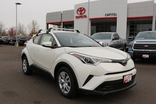 New 2019 Toyota C-HR LE SUV for sale in Salem, OR at Capitol Toyota