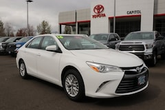 Certified 2016 Toyota Camry LE Sedan 4T4BF1FK4GR546438 for sale in Salem, OR at Capitol Toyota