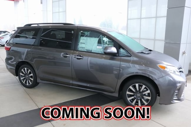 New 2019 Toyota Sienna XLE Van For Sale/Lease Salem, OR