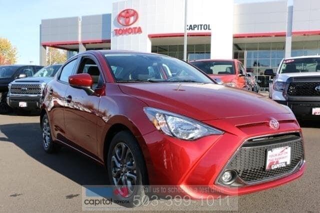 2019 Toyota Yaris LE Sedan 3MYDLBYV3KY507926