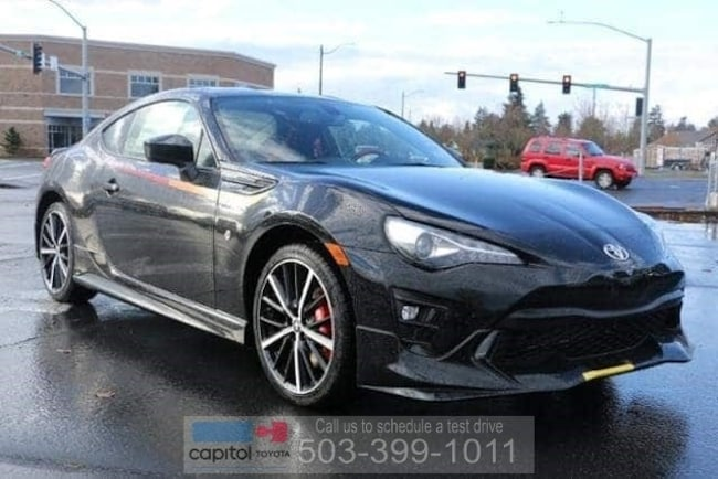 New 2019 Toyota 86 860 Special Edition Coupe For Sale/Lease Salem, OR