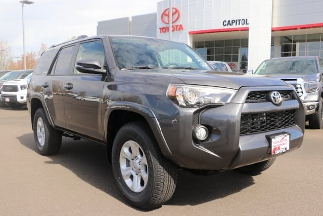 New 2019 Toyota 4Runner SR5 Premium SUV For Sale/Lease Salem, OR