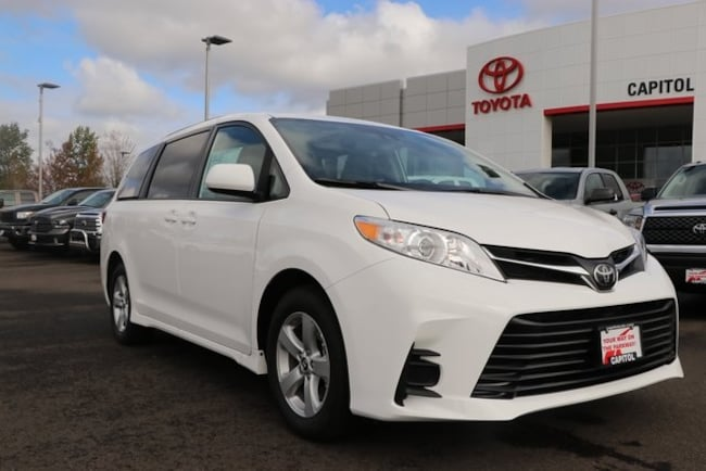 New 2019 Toyota Sienna LE Van For Sale/Lease Salem, OR