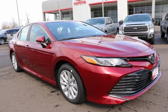 New 2019 Toyota Camry LE Sedan For Sale/Lease Salem, OR