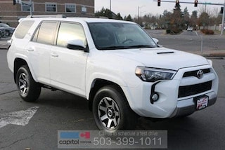 New 2019 Toyota 4Runner TRD Off-Road SUV for sale in Salem, OR at Capitol Toyota