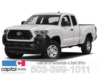 New 2019 Toyota Tacoma SR Truck Access Cab 5TFSX5EN4KX068933 for sale in Salem, OR at Capitol Toyota