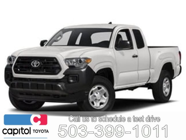 Toyota Salem Oregon >> Certified Used 2019 Toyota Tacoma For Sale In Salem Or 5tfsx5enxkx065860