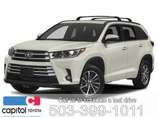 New 2019 Toyota Highlander XLE SUV for sale in Salem, OR at Capitol Toyota
