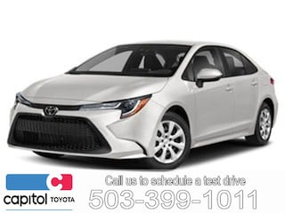 New 2020 Toyota Corolla L Sedan for sale in Salem, OR at Capitol Toyota