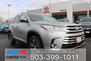 New 2019 Toyota Highlander LE Plus SUV for sale in Salem, OR at Capitol Toyota