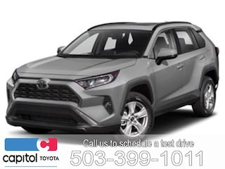 New 2019 Toyota RAV4 XLE Premium SUV for sale in Salem, OR at Capitol Toyota
