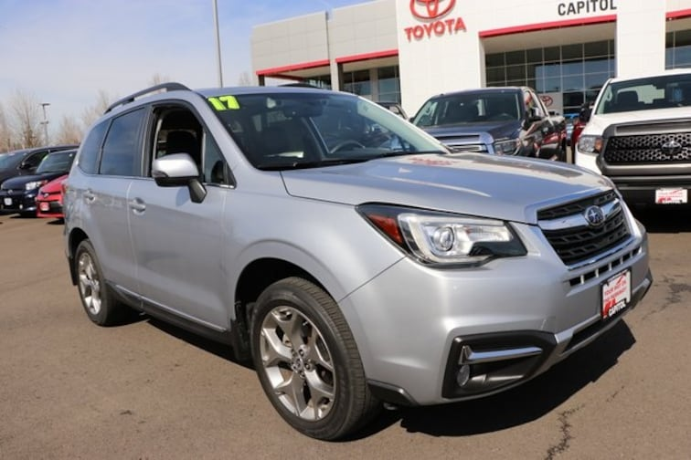 Used 2017 Subaru Forester 2.5i Touring SUV in Salem OR