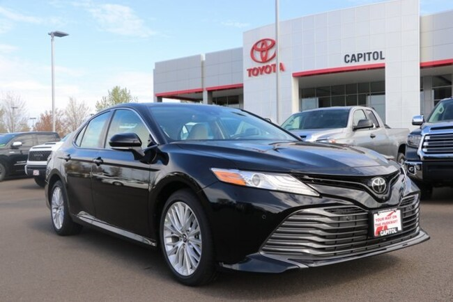 Toyota Salem Oregon >> New 2019 Toyota Camry Xle For Sale Lease In Salem Or Vin