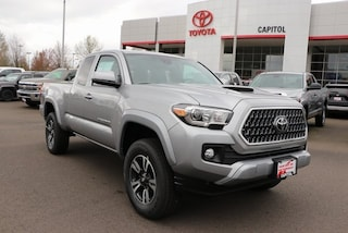 New 2019 Toyota Tacoma TRD Sport Truck Access Cab for sale in Salem, OR at Capitol Toyota