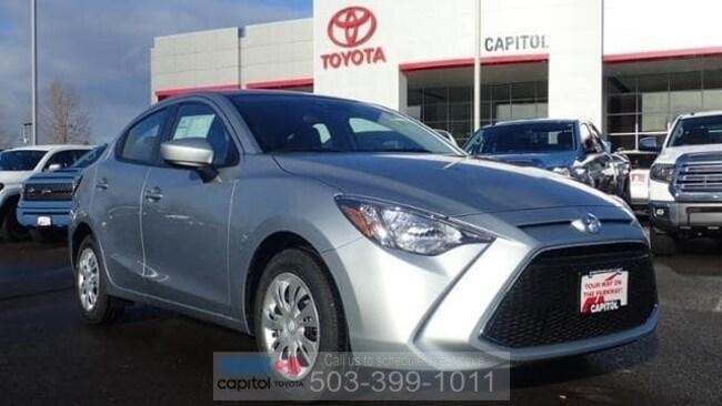 New 2019 Toyota Yaris L Sedan For Sale/Lease Salem, OR