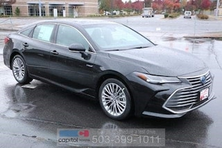 New 2019 Toyota Avalon Hybrid Limited Sedan for sale in Salem, OR at Capitol Toyota