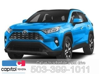 New 2019 Toyota RAV4 Adventure SUV for sale in Salem, OR at Capitol Toyota