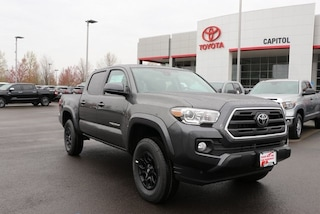 New 2019 Toyota Tacoma SR5 Truck Double Cab for sale in Salem, OR at Capitol Toyota